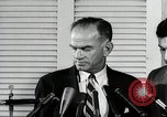 Image of Senator Fulbright United States USA, 1966, second 10 stock footage video 65675026742