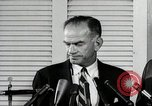 Image of Senator Fulbright United States USA, 1966, second 11 stock footage video 65675026742