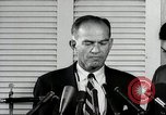 Image of Senator Fulbright United States USA, 1966, second 12 stock footage video 65675026742