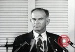 Image of Senator Fulbright United States USA, 1966, second 1 stock footage video 65675026743
