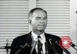 Image of Senator Fulbright United States USA, 1966, second 5 stock footage video 65675026743