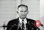 Image of Senator Fulbright United States USA, 1966, second 7 stock footage video 65675026743