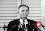 Image of Senator Fulbright United States USA, 1966, second 8 stock footage video 65675026743