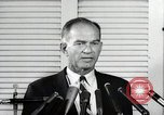 Image of Senator Fulbright United States USA, 1966, second 11 stock footage video 65675026743