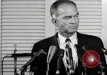 Image of William J Fulbright United States USA, 1966, second 4 stock footage video 65675026744