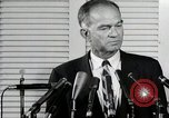 Image of William J Fulbright United States USA, 1966, second 5 stock footage video 65675026744