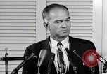 Image of William J Fulbright United States USA, 1966, second 6 stock footage video 65675026744
