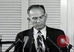 Image of William J Fulbright United States USA, 1966, second 7 stock footage video 65675026744