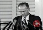 Image of William J Fulbright United States USA, 1966, second 8 stock footage video 65675026744