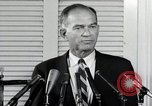 Image of William J Fulbright United States USA, 1966, second 9 stock footage video 65675026744
