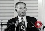 Image of William J Fulbright United States USA, 1966, second 10 stock footage video 65675026744