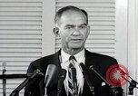 Image of William J Fulbright United States USA, 1966, second 11 stock footage video 65675026744