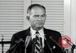 Image of William J Fulbright United States USA, 1966, second 12 stock footage video 65675026744