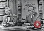 Image of Fulbright Program United States USA, 1954, second 8 stock footage video 65675026755