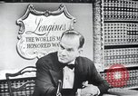 Image of Senator Fulbright denounces Joseph McCarthy United States USA, 1954, second 1 stock footage video 65675026757