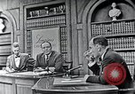 Image of Senator Fulbright denounces Joseph McCarthy United States USA, 1954, second 5 stock footage video 65675026757