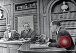 Image of Senator Fulbright denounces Joseph McCarthy United States USA, 1954, second 7 stock footage video 65675026757