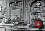 Image of Senator Fulbright denounces Joseph McCarthy United States USA, 1954, second 9 stock footage video 65675026757