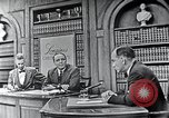 Image of Senator Fulbright denounces Joseph McCarthy United States USA, 1954, second 11 stock footage video 65675026757