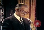 Image of William Fulbright United States USA, 1971, second 1 stock footage video 65675026762