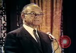 Image of William Fulbright United States USA, 1971, second 2 stock footage video 65675026762