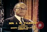 Image of William Fulbright United States USA, 1971, second 3 stock footage video 65675026762