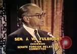 Image of William Fulbright United States USA, 1971, second 10 stock footage video 65675026762