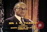 Image of William Fulbright United States USA, 1971, second 12 stock footage video 65675026762