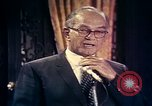 Image of William J Fulbright United States USA, 1971, second 12 stock footage video 65675026764