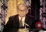 Image of John Stennis Washington DC USA, 1971, second 1 stock footage video 65675026767