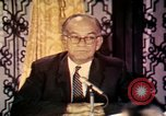 Image of John Stennis Washington DC USA, 1971, second 2 stock footage video 65675026767
