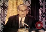 Image of John Stennis Washington DC USA, 1971, second 4 stock footage video 65675026767