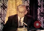 Image of John Stennis Washington DC USA, 1971, second 6 stock footage video 65675026767