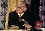 Image of John Stennis Washington DC USA, 1971, second 10 stock footage video 65675026768
