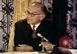 Image of John Stennis Washington DC USA, 1971, second 11 stock footage video 65675026768