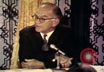 Image of John Stennis Washington DC USA, 1971, second 12 stock footage video 65675026768