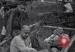 Image of Prisoners rescued from Japanese prison camp Guimba Philippines, 1945, second 2 stock footage video 65675026770
