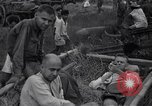 Image of Prisoners rescued from Japanese prison camp Guimba Philippines, 1945, second 4 stock footage video 65675026770