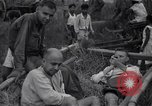 Image of Prisoners rescued from Japanese prison camp Guimba Philippines, 1945, second 5 stock footage video 65675026770
