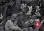 Image of Prisoners rescued from Japanese prison camp Guimba Philippines, 1945, second 8 stock footage video 65675026770