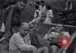 Image of Prisoners rescued from Japanese prison camp Guimba Philippines, 1945, second 9 stock footage video 65675026770