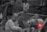 Image of Prisoners rescued from Japanese prison camp Guimba Philippines, 1945, second 11 stock footage video 65675026770