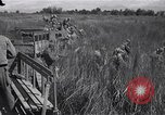 Image of Allied POWs rescued from Japanese Cabanatuan prison camp Luzon Philippines, 1945, second 2 stock footage video 65675026771