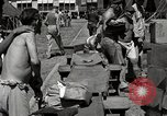 Image of rescue of U.S. prisoners Cebu Philippines, 1945, second 4 stock footage video 65675026775