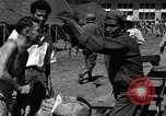 Image of rescue of U.S. prisoners Cebu Philippines, 1945, second 11 stock footage video 65675026775