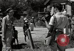 Image of United States prisoners Luzon Philippines, 1945, second 10 stock footage video 65675026776
