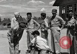 Image of prisoners receiving Red Cross packages Cebu Philippines, 1945, second 6 stock footage video 65675026777