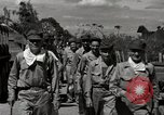 Image of released United States prisoners Cebu Philippines, 1945, second 5 stock footage video 65675026779