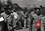Image of released United States prisoners Cebu Philippines, 1945, second 7 stock footage video 65675026779