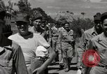 Image of released United States prisoners Cebu Philippines, 1945, second 8 stock footage video 65675026779